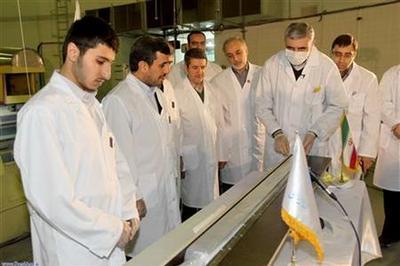U.N. inspectors to press Iran over nuclear concerns