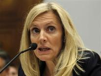 Treasury Undersecretary for International Affairs Lael Brainard testifies at a House Financial Services Committee hearing on financial regulatory reform on Capitol Hill in Washington, June 16, 2011.  REUTERS/Jason Reed