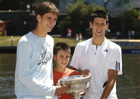 Djokovic Name Has Pros And Cons Says Brother Reuters Com