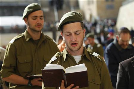 Insight: In Israeli military, a growing orthodoxy