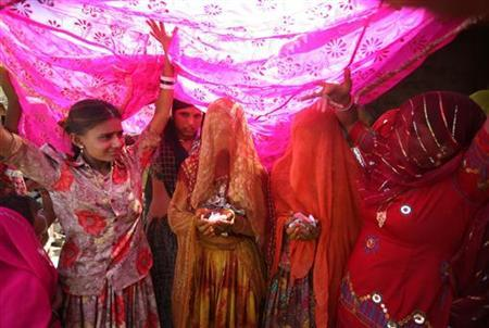 Gujarat prostitute village marries girls to end flesh trade