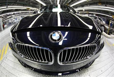 BMW Aims To Keep Lead With Mln Cars In - All new bmw cars