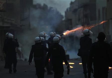 Bahrain police install cameras to curb abuse | Reuters com
