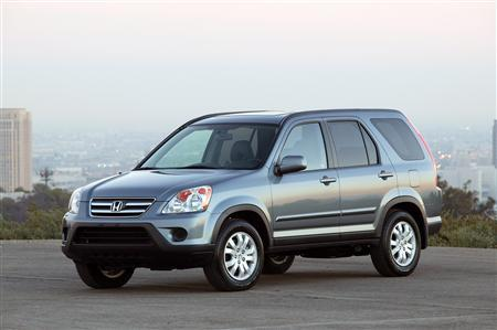 Honda recalls 1300 cr v suvs in united states a 2006 honda cr v se is seen in an undated handout photo honda motor co ltd is recalling 1316 cr v sport utility vehicles in the united states for a sciox Image collections