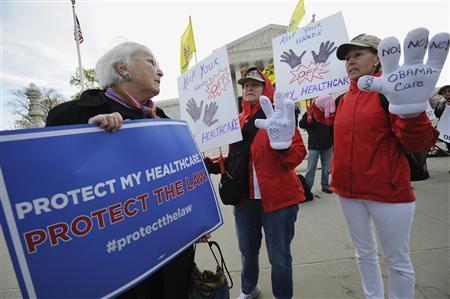 Timeline: Chronology of Obama healthcare law legal battle