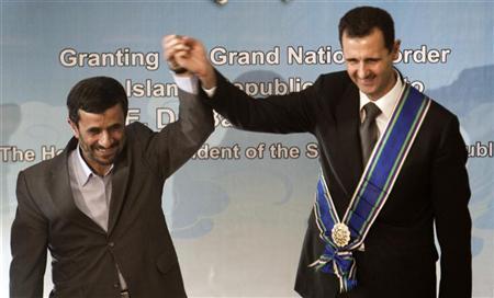 Iran helps Syria ship oil to China thumbnail