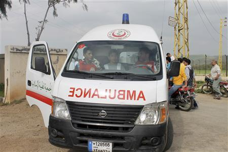 TV cameraman shot dead on Lebanon-Syria border
