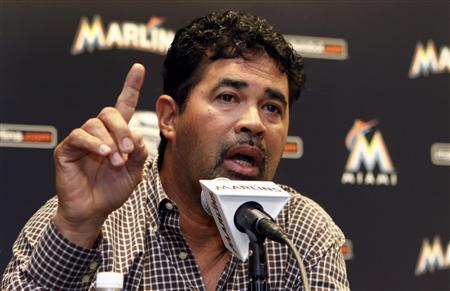 Miami Marlins suspend manager over Castro comments