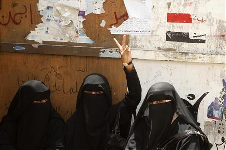 Saleh is gone, but Yemen women's struggle goes on