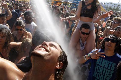 Coachella comes alive