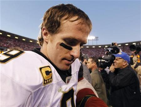Brees joins talks with NFL officials on 'bounty' scandal