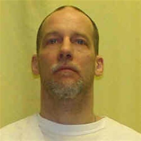 Mark Wiles in an undated photo. REUTERS/Ohio Department of Corrections