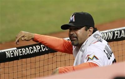 Marlins beat Cubs as Guillen returns from suspension