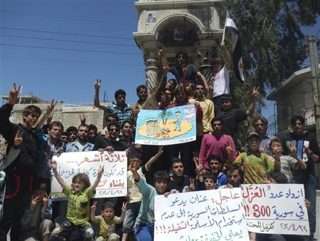 Hama shelling undermines Syria truce