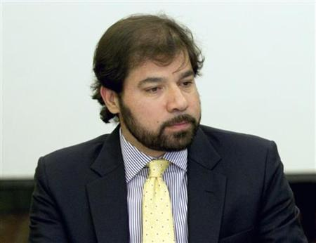 Afghanistan's deputy foreign minister Jawed Ludin attends talks in Oslo September 30, 2011. REUTERS/Terje Bendiksby/Scanpix