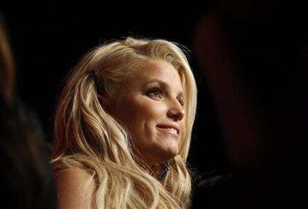 Actress and honoree Jessica Simpson attends the US Weekly Hot Hollywood Style issue party in Hollywood, California, April 26, 2011. REUTERS/Mario Anzuoni/Files