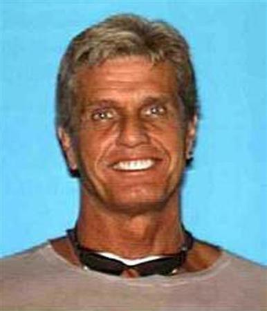 Gavin Smith, 57, a 20th Century Fox distribution executive is shown in this undated photograph released by the Los Angeles County Sheriff's Department. Smith has been missing since May 1, 2012. REUTERS/Courtesy Los Angeles County Sheriff's Department/Handout