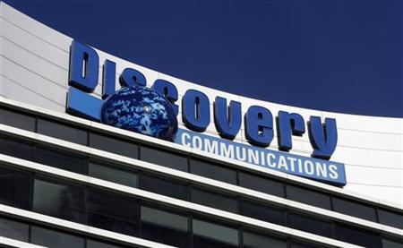 The Discovery Communications headquarters building is seen in Silver Spring, Maryland December 3, 2009. REUTERS/Jim Bourg/Files