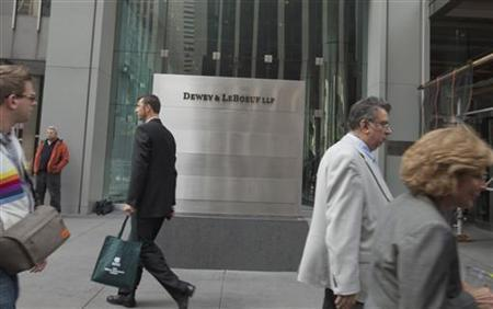 More Dewey rainmakers leave for other firms