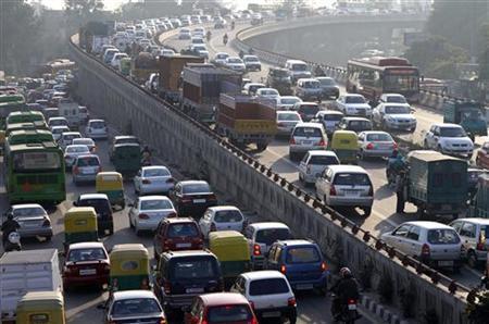 Essay on traffic congestion on delhi roads
