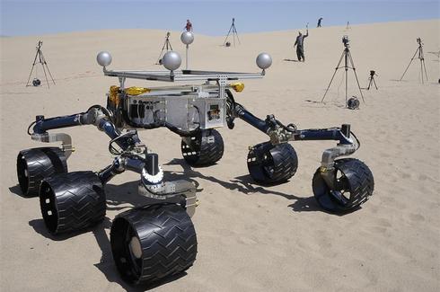 The next generation Mars rover
