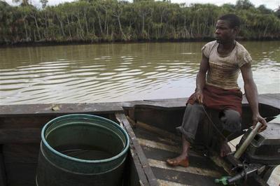 Nigeria's oil thieves