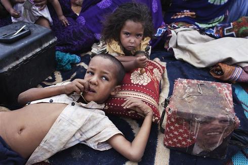 Mali refugees