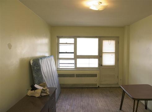 Apartment of horror