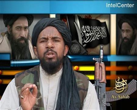 A still image from June 6, 2007 video footage shows Abu Yahya al Libi, a Libyan-born top al Qaeda leader, who was killed in a U.S. drone strike in Pakistan earlier this week, a U.S. official said on June 5, 2012. REUTERS/IntelCenter/Handout