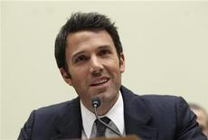 Actor Ben Affleck participates in the House Foreign Affairs Committee's Subcommittee on Africa, Global Health and Human Rights on Capitol Hill in Washington, March 8, 2011. REUTERS/Jason Reed