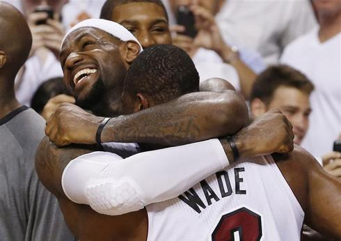 LeBron, Heat win NBA Finals