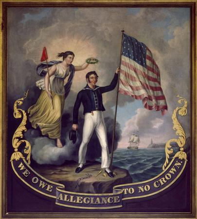 Washington museum shows War of 1812 not just Star-Spangled
