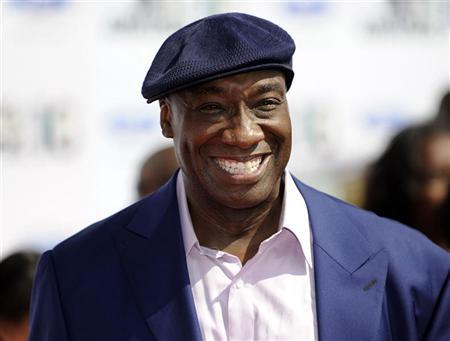 Actor Michael Clarke Duncan arrives at the 2010 BET Awards in Los Angeles June 27, 2010. REUTERS/Gus Ruelas