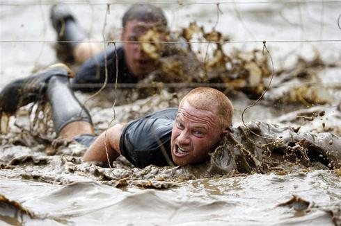 One Tough Mudder