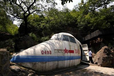 Communist bunker bar
