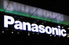 <p>Le groupe japonais d'électronique grand public Panasonic fait état d'un bénéfice d'exploitation multiplié par près de sept au premier trimestre de son exercice à fin juin, à 38,6 milliards de yens (402 millions d'euros) contre 5,6 milliards de yens un an auparavant, essentiellement en raison d'une diminution de ses coûts. /Photo d'archives/REUTERS/Kim Kyung-Hoon</p>