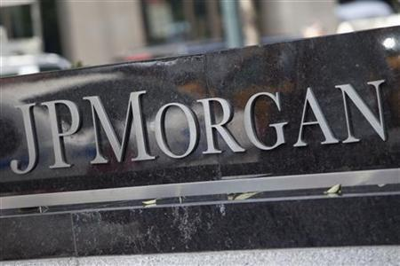 JPMorgan Chase & Co's international headquarters are seen on Park Avenue in New York July 13, 2012. REUTERS/Andrew Burton