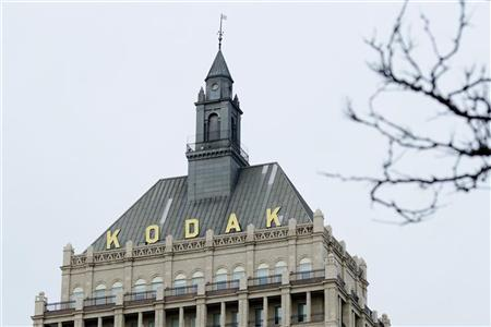 Kodak World Headquarters is pictured in Rochester, New York January 19, 2012. REUTERS/Adam Fenster