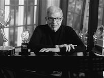 """Award-winning composer Marvin Hamlisch is shown in this publicity photo released to Reuters August 7, 2012. Hamlisch, who earned acclaim and popularity for dozens of motion picture scores including """"The Way We Were,"""" has died in Los Angeles August 6, 2012 at the age of 68. REUTERS/Len Price/Handout"""