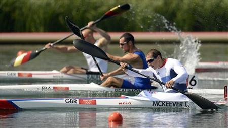 Canoeing: Battle of the Atlantic in K1 sprint debut - Reuters