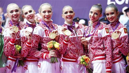 Gymnastics - Russia's golden reign goes on - Reuters