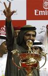 <p>الشيخ محمد بن راشد آل مكتوم نائب رئيس الامارات ورئيس الوزراء وحاكم دبي في دبي يوم 31 مارس اذار 2012. تصوير: احمد جاد الله - رويترز</p>