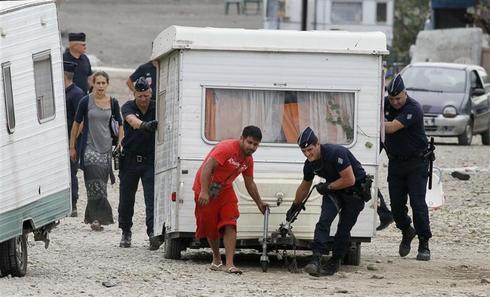 Evacuating the Roma