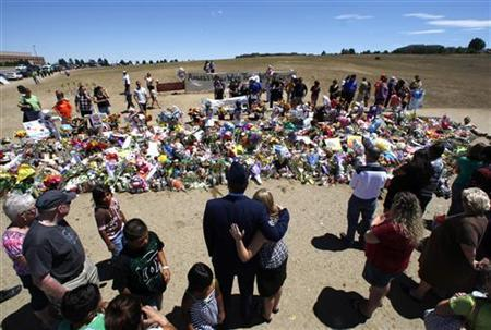 Colorado shooting victims' families blast fundraising charities