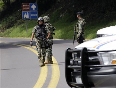 Mexican police attacked CIA officers, ambush likely:...