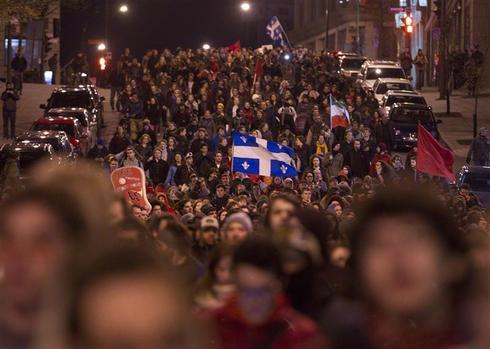 Inside Quebec