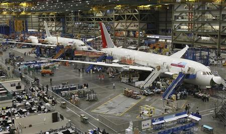 An introduction to the commercial aircraft manufacturing