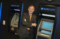 The chief executive of Barclays global retail banking, Antony Jenkins, is seen in this undated handout photograph released in London August 30, 2012. REUTERS/Barclays/Handout