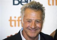Dustin Hoffman será homenageado ao lado de David Letterman, da banda Led Zeppelin e de outros artistas no Kennedy Center. 09/09/2012 REUTERS/Mark Blinch