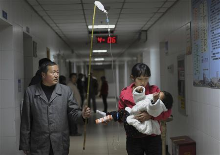 China struggles to cure the violent ills of health system